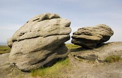 Wain Stones (l4ts) Tags: landscape derbyshire peakdistrict darkpeak moorland gritstone pennineway bleaklow wainstones kissingstones minoltaamount britnatparks gritstonetors