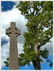 Wallace Monument (Ben.Allison36) Tags: scotland memorial cross william well wallace celtic scots rebellious robroyston