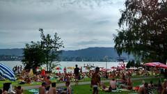 Strandbad Tiefenbrunnen (Martin Deutsch) Tags: switzerland zurich strandbad tiefenbrunnen