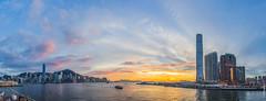 中港城日落 / Sunset @ China Hong Kong City