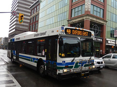 London Transit Commission 174 (YT | transport photography) Tags: new bus london flyer transit hybrid commission de40lf