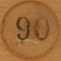 Bingo Number 90 (Leo Reynolds) Tags: number squaredcircle lotto bingo 90 loto group9 housie housey groupnine numberset numberbingo houseyhousey xsquarex housiehousie xleol30x sqset108 xxx2014xxx