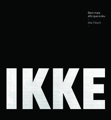 """Disco """"Bem mais alto que o céu"""" de Ikke Flesch"""