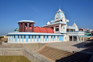 India - Tamil Nadu - Kanyakumari - Mahatma Gandhi Memorial - 4