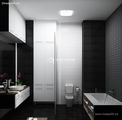 Thiết kế nội thất phòng tắm wc_100