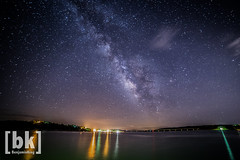 Milky Way over hwy62 Bridge (benjaminking1) Tags: longexposure sea sky nature rock fairytale night hope star guidance space nopeople direction galaxy fantasy nebula dreams ethereal astronomy arkansas spirituality grainy henderson exploration milkyway aspirations tranquilscene starfield ozarkmountains mountainhome spaceexploration beautyinnature norforklake nonurbanscene