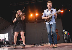 Nickel Creek (emily_quirk) Tags: reunion festival river waterfront mandolin nickelcreek louisville musicfestival christhile forecastle emilyquirk