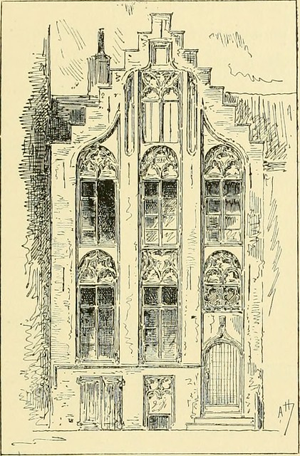 Image from page 26 of Bruges. Monumental et pittoresque. Frontispice et dessins de Armand Heins, Ed. Duyck etc (1886)