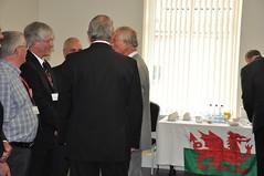 Royal Visit Mining Memorial Senghenydd (senghenyddheritage) Tags: senghenydd nationalminingmemorial