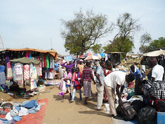 """market at University of Juba • <a style=""""font-size:0.8em;"""" href=""""http://www.flickr.com/photos/62781643@N08/14827151476/"""" target=""""_blank"""">View on Flickr</a>"""