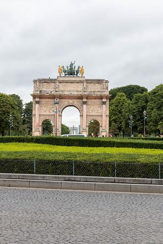 Arc de Triomphe du Louvre