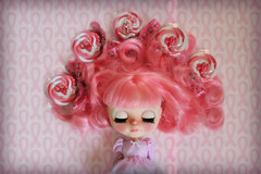 Blythe A Day ~ August 2014 ~ Day 25:  Sweet Dreams