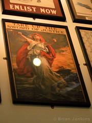 WWI Propaganda (Bri_J) Tags: museum poster nikon propaganda wwi imperialwarmuseum iwm d3200 iwmnorth