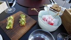 Starters (Erik Hartberg) Tags: food 30stmaryaxe thegherkin searcys