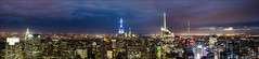 New York City, New York (Stuart-Saunders) Tags: city travel panorama newyork night america nikon view