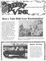 Berry Vine (jericl cat) Tags: vintage paper tales animation 1977 knotts beary berryfarm knottamation