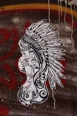 Mischief_2488 plaa de la Llana, Barcelona (meuh1246) Tags: barcelona streetart mischief indien barcelone laribera plaadelallana