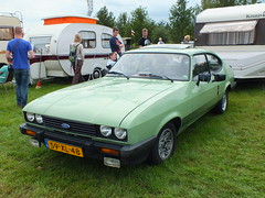 Ford Capri 23 s automatic (peterolthof) Tags: ford capri automatic onk fordcapri 23s sidecode3 59xl48