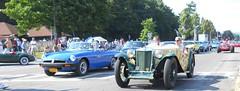 Watkins Glen Grand Prix Festival (watkinsglengrandprixfestival) Tags: street cars festival race vintage franklin grand glen prix watkins wggpf