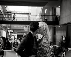 kiss (donvucl) Tags: bw london kiss olympus figures m43 donvucl granarysq
