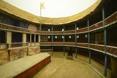 Globe Model (Keith Watson Photography) Tags: england london museum globe diorama thatre englandvacation 93793499n00