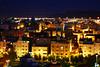 (ولاء المصيلحي | Walaa AbdulAziz) Tags: city home dark المدينة مدينة أزرق عبدالعزيز إضاءة أصفر بيوت منازل مظلمة ولاء المصيلحي