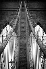 Brooklyn Bridge (M.C. O'Connor) Tags: park city nyc travel bridge red urban newyork festival museum sepia brooklyn site manhattan arts dumbo brooklynheights parkslope icon historic brooklynbridge williamsburg sight hook heights redhook iconic slope sights facebook brooklynmuseum georgiaokeefe williamsburgbrooklyn dumboartsfestival dumbobrooklyn henrysend redbubble gallery13 thechallengefactory newyorkphotofestival savvyshooter mcoconnor fotoblur capturebrooklyn kiptonart