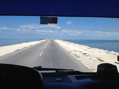 Causeway to Cayo Coco