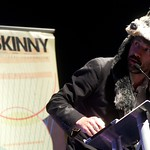 Gruff Rhys at The Edinburgh International Book Festival