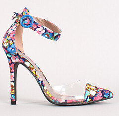 "floral-lucite-ankle-strap-pointytoepump • <a style=""font-size:0.8em;"" href=""http://www.flickr.com/photos/64360322@N06/15095833477/"" target=""_blank"">View on Flickr</a>"