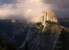 Half Dome (Motographer) Tags: california sunset summer usa point nationalpark spring olympus el glacier yosemite halfdome mariposa omd capitan em1 elportal motographer mzuiko 1240mmf28pro fotografikartz motograffer