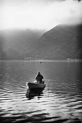 Fisherman (RunnyInHongKong) Tags: japan digital kawaguchilake fujixt1