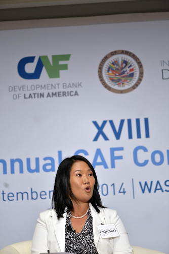 18th CAF-OAS-Inter American Dialogue Conference, Day 2