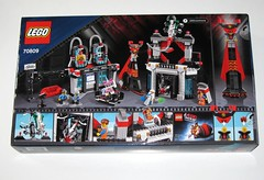 Lego Movie Lord Business Tower Lego 70809 The Lego Movie Lord