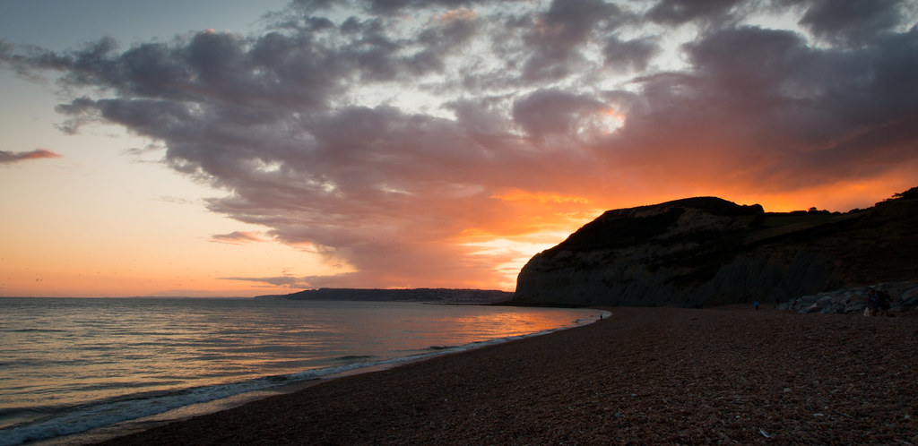 Dorset Sunset 4