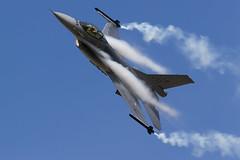 Dutch Air Force | General Dynamics F-16AM Fighting Falcon | J-631 | 21.09.2014 | Ostrava - Mosnov (Maciej Deliś) Tags: netherlands dutch airport force general military air days falcon fighting dynamics nato ostrava f16am mosnov j631