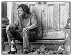 Broken ICE (The Naked Ape) Tags: homeless hopeless alone lost addicted addict scars scarred beaten drink cider drunk spirit mentalhealth destitute 黑白攝影 hh photographer streetphotographer blackandwhite london hughhill bw photography urban blackwhite чернобелая фотография уличная городской urbano fotografíacallejera thenakedape hughhillbw the naked ape 21stcenturyphotography bestphotographs 最好的照片 streetphotography
