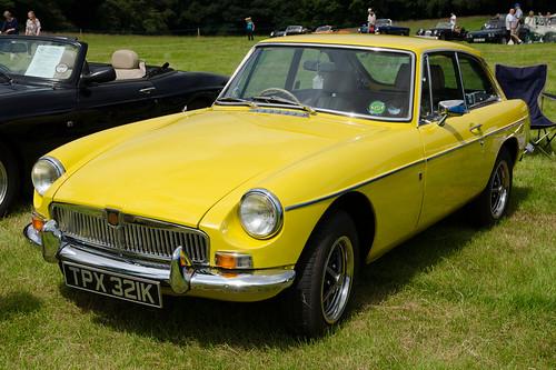 MG B GT (1972)