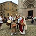 Medieval music in Parma.