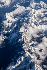 Aerial View of Kananaskis Range, Alberta (peace-on-earth.org) Tags: mountain snow canada tower kananaskis rockies peak aerial mount chester alberta gusty range fortress buller engadine galatea jameswalker turnervalley inflexible peaceonearthorg