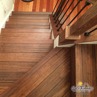 Antique Java Stairs