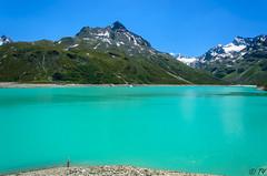 (TUNCimages) Tags: alps nature landscape austria österreich nikon natur reservoir glacier ty alpen gletscher landschaft manzara silvretta stausee vorarlberg avusturya baraj d7000 nikond7000