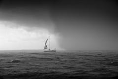 Squall - Bahamas Sailing (RobMatthews) Tags: caribbean seaofabaco bahamas weather squall sailing