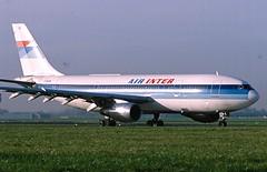 F-BUAK 2599 (fox.david55@yahoo.com) Tags: airinter airbusa30021c a300 dublin