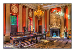 The Great Hall (Kev Walker ¦ 8 Million Views..Thank You) Tags: 13thcentury architecture britishculture building burnley canon1855mm countryhouse england gardens gradeilistedbuilding hdr historichouse historical lancashire mirrorimage northwest outdoor panorama panoramic photoborder residential streetlights towneleyhall trees waterfountain