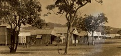NT - Pine Creek 1912 (Big Brisbane Boy) Tags: australia northernterritory pinecreek town historic buildings timber outpost remote gold mining 1912
