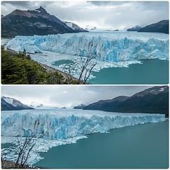 IMG_20170223_102607_670 (MLKtoSCL) Tags: glaciar perito moreno glacier argentina calafate ice melting clouds wall outdoors hike hiking trekking travel traveling