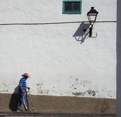 Urban Cowboy (Georgie Pauwels) Tags: street streetphotography reallife ordinarylife minimalism minimal cowboy urban city olympus moment candid