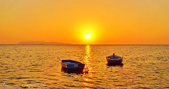Together (Francesco Impellizzeri) Tags: trapani sicilia boats sunset ngc