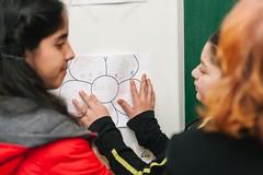 Participatory assesment session with refugee children in Mukachevo (unhcr_ukraine) Tags: unhcr ukraine refugee displaced mukachevo